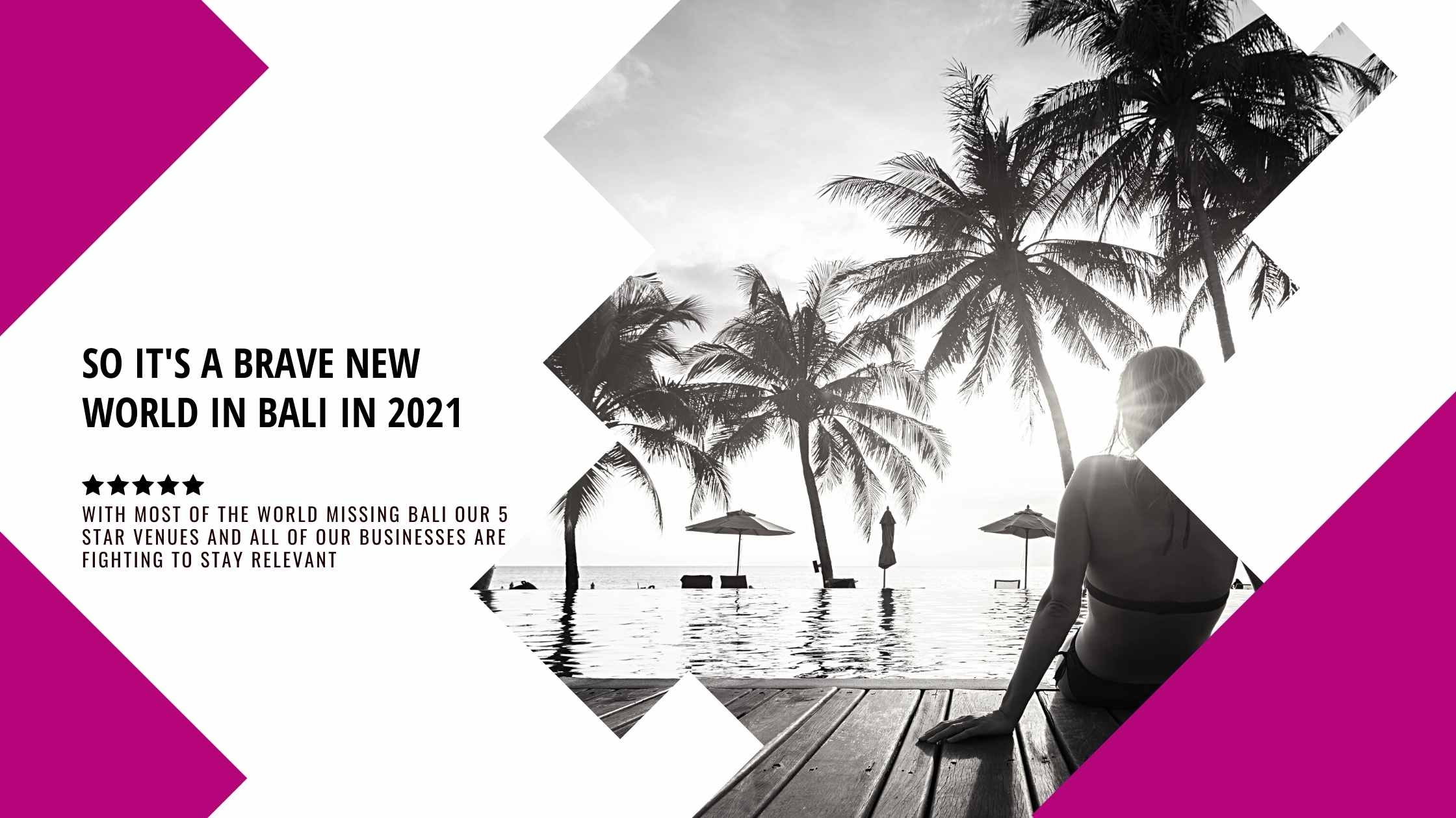 Bali Business in 2021